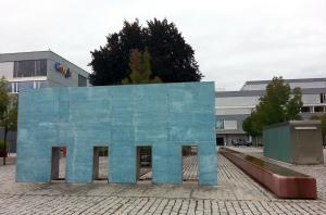 google fountain
